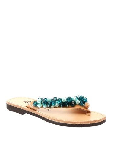 Fresh Company Sandalet Turkuaz